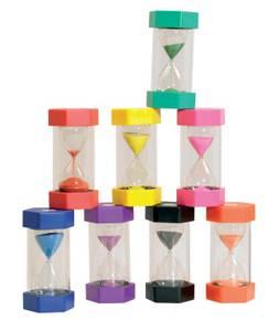 Bilde av Regnbue timeglass
