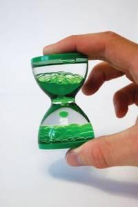 Bilde av Timeglass 3 stk