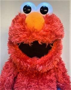 Bilde av Bryterstyrt leke ABC Elmo