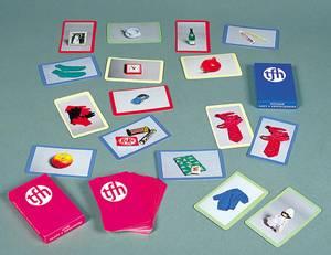 Bilde av Kortspill lotto, par,snap