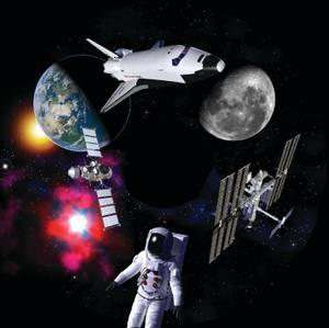 Bilde av Verdensrommet